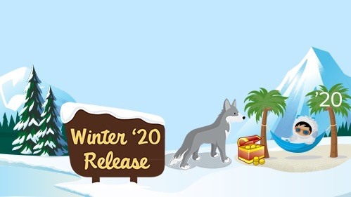 Salesforce Winter Realease CloudMantras