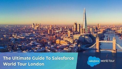 CloudMantras Salesforce World Tour London